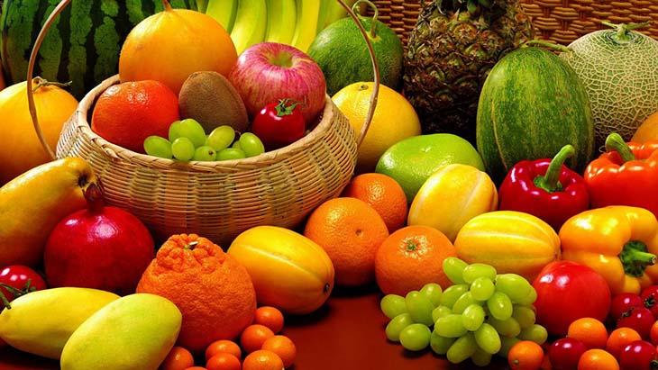 Các loại trái cây rất tốt cho bệnh nhân mề đay