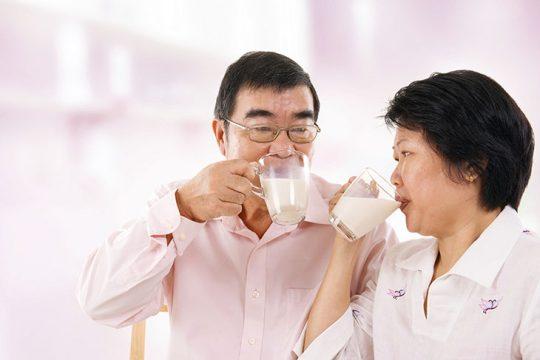 Sữa bột dành cho người đau dạ dày