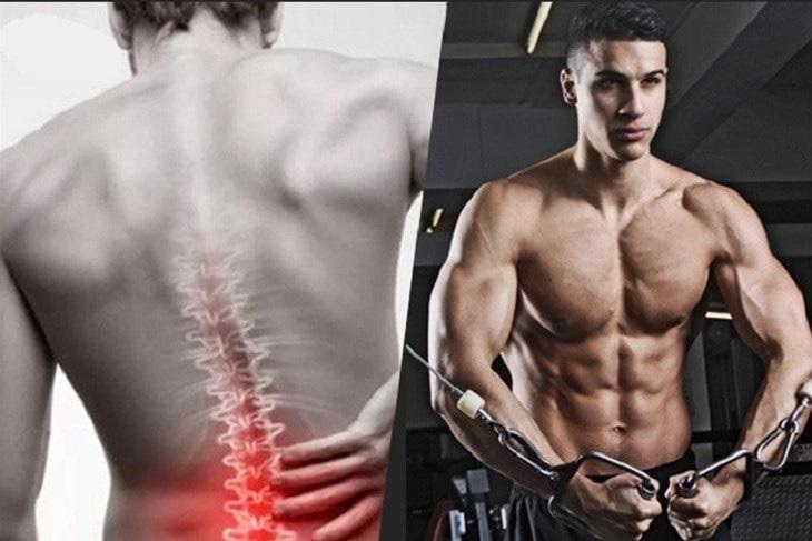 Tập gym cho người thoát vị đĩa đệm có nguy hiểm không là vấn đề nhiều người quan tâm