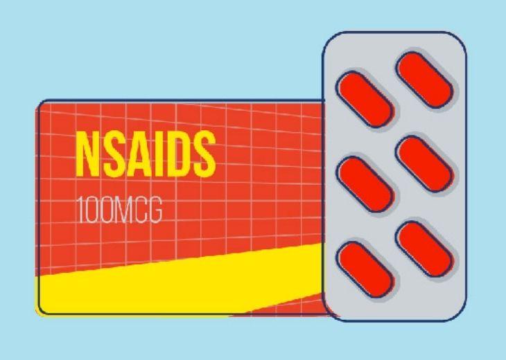 Thuốc chống viêm NSAID để giúp giảm đau, kháng viêm trường hợp nặng