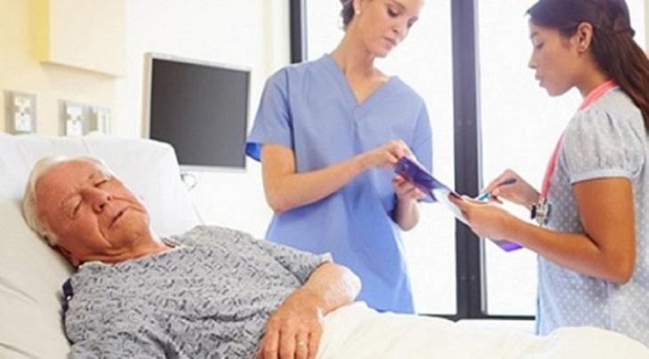 Biến chứng khi mắc bệnh thoát vị đĩa đệm cổ