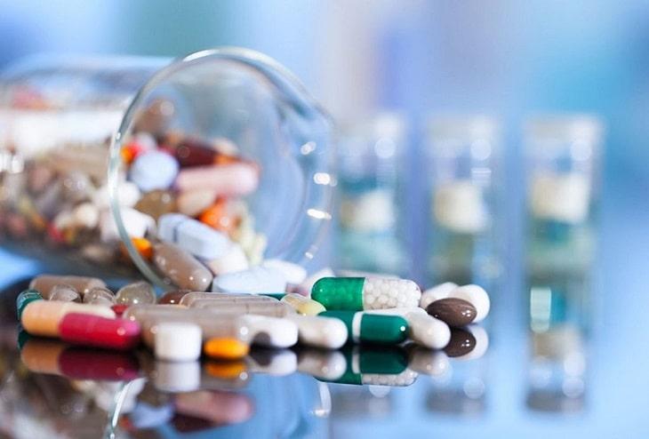 Thuốc Tây được kê nhiều nhất để điều trị cho các bệnh nhân