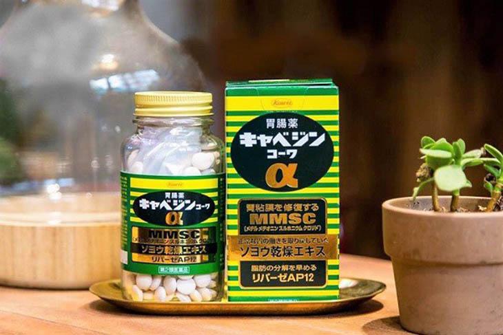Kyabeijin MMSC Kowa được nhập khẩu từ Nhật Bản dùng được cho cả trẻ nhỏ