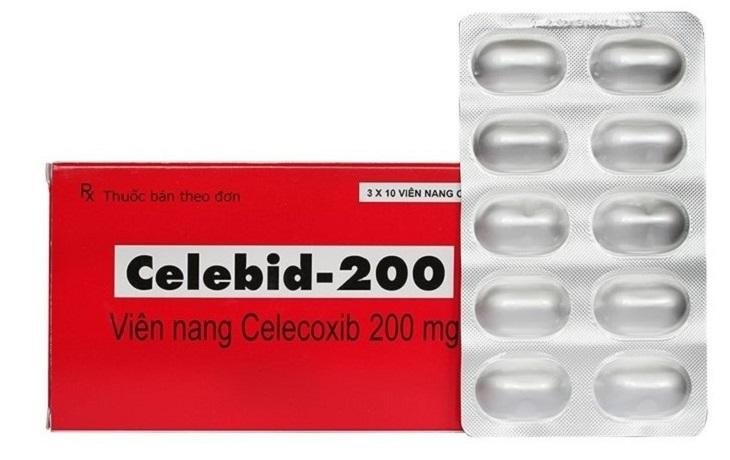 Thuốc chữa thoát vị đĩa đệm Celebid