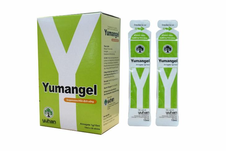 Thuốc chữa đau dạ dày tốt của Hàn Quốc Yumangel
