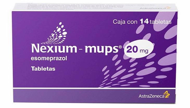 Thuốc Tây chữa đau dạ dày Nexium Mups