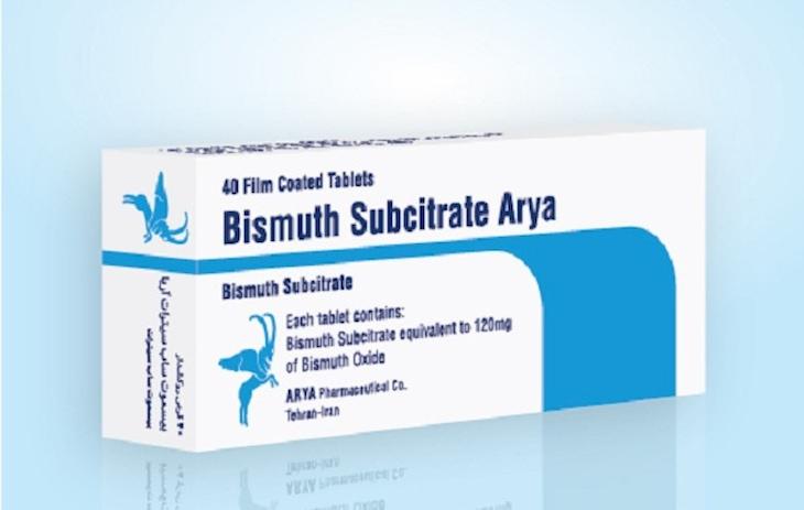Bismuth là thuốc bao bọc niêm mạc dạ dày có từ lâu đời