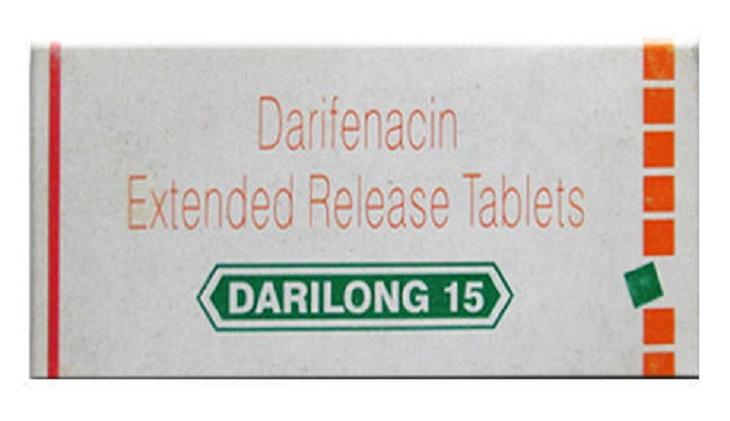 Thuốc Darifenacin được các bác sĩ khuyên dùng để trị bệnh bàng quang khi nó làm việc quá mức