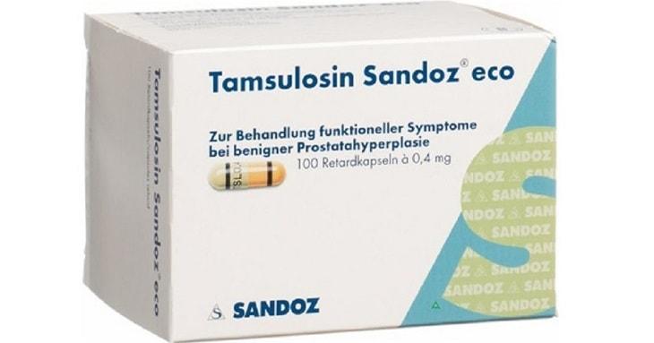 Tamsulosin thuộc nhóm hệ tiết niệu - sinh dục, nó là phân nhóm thuốc trị các rối loạn ở bàng quang