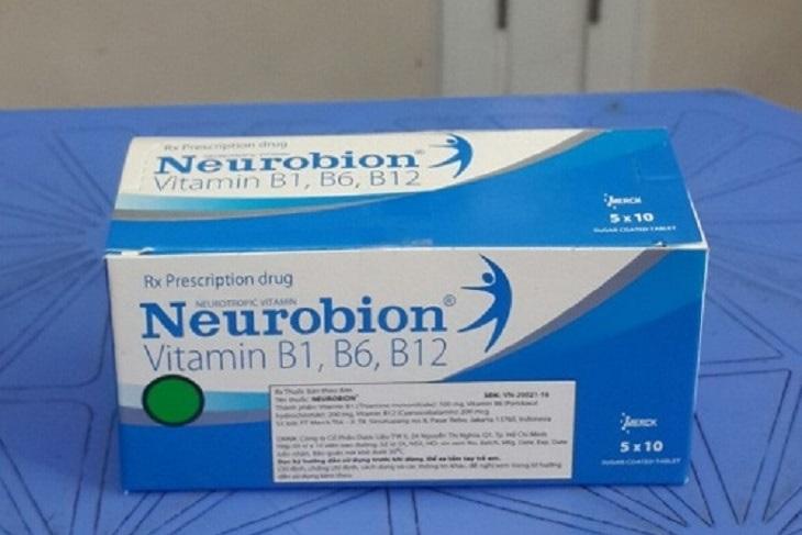 Neurobion đặc biệt phù hợp với đối tượng người bị chèn ép thần kinh
