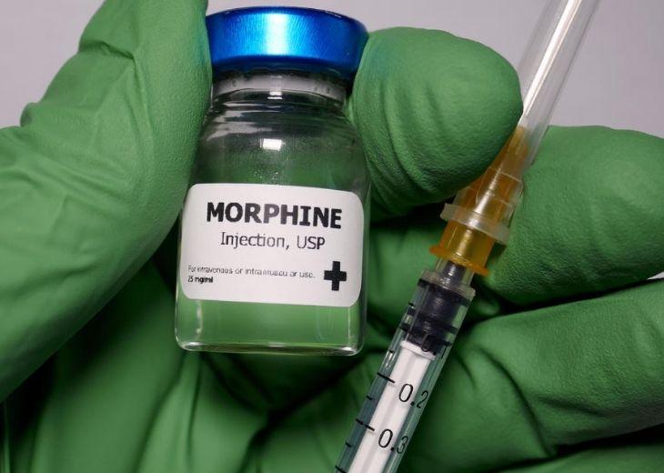 Morphine là thuốc Opioids ở dạng thuốc nước, viên nén hoặc có thể truyền tĩnh mạch