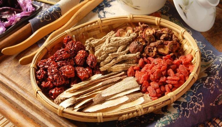 Bài thuốc trị bệnh trong Đông y