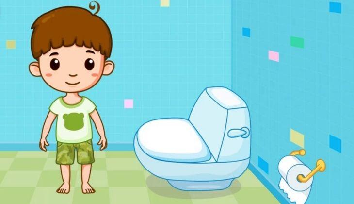 Trẻ có thể gặp phải nhiều bệnh lý gây ra chứng đi tiểu rắt