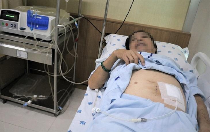 Lọc màng bụng là một trong những phương pháp cứu sống bệnh nhân rất tốt