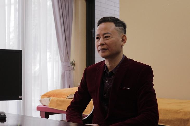 Nghệ sĩ Tùng Dương Tái khám sau 3 tháng điều trị bệnh yếu sinh lý tại Nhất Nam Y Viện