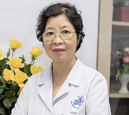 PGS.TS.BS Trần Lan Anh chuyên chữa bệnh da liễu