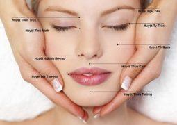 Bấm huyệt chữa nghẹt mũi