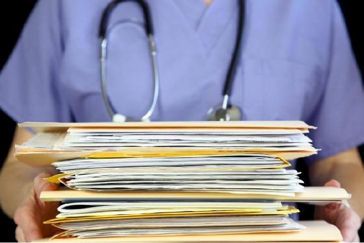 Bệnh án viêm dạ dày được lưu trữ theo khung thời gian quy định của Bộ Y tế đối với mức độ bệnh khác nhau