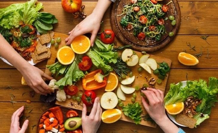Những loại thực phẩm tốt cho người bị bệnh cường giáp