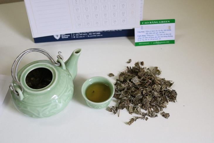 Khác với các loại trà thông thường, trà dây không hề gây mất ngủ