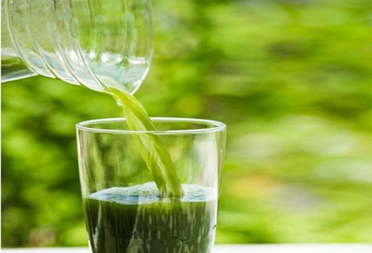 Nước lá khế giúp thanh nhiệt giải độc, trị bệnh từ bên trong