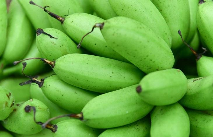 Kết hợp chuối xanh với các bài thuốc đông y giúp tăng cường hiệu quả chữa đau dạ dày