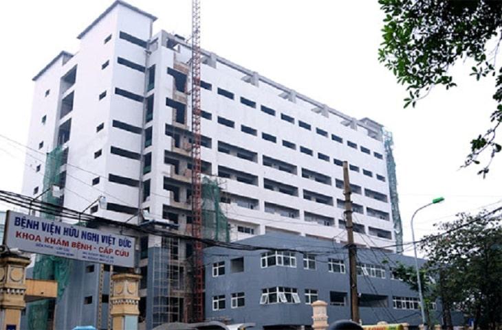 Bệnh viện Việt Đức là cơ sở mà bệnh nhân có thể tin tưởng thăm khám