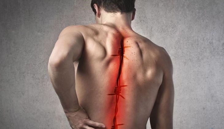 Những biểu hiện cho thấy người bệnh đã bị tổn thương cột sống