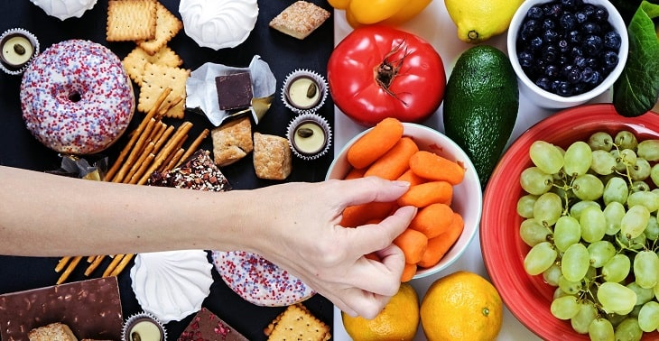 Hạn chế những loại thực phẩm dễ tăng cân
