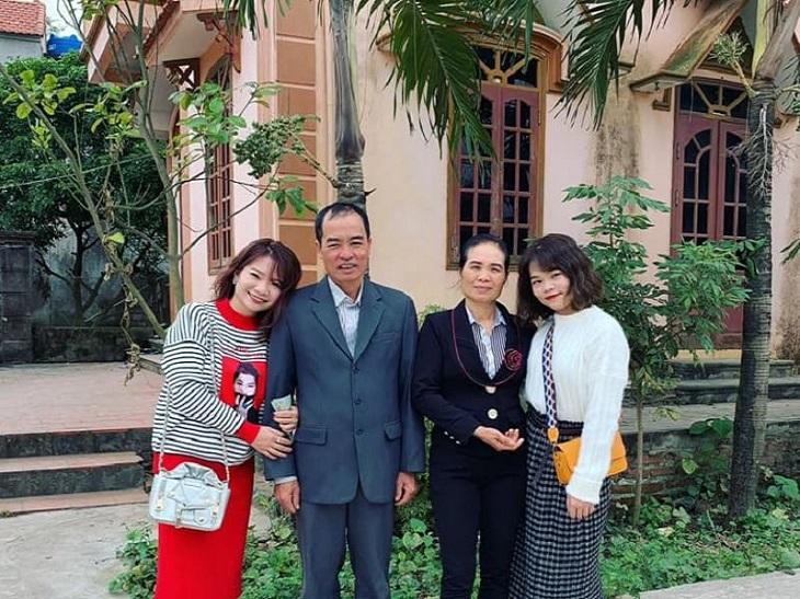 Tổng giám đốc Golf Group - Nguyễn Thị Phương Thảo hạnh phúc khi sức khỏe cha mẹ đã phục hồi