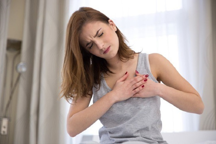 Nữ giới bị hở van 2 lá có khả năng bị vô sinh, hiếm muộn