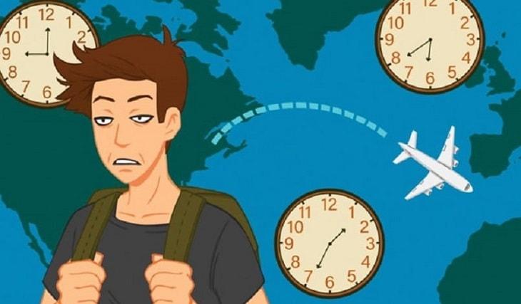 Jet lag có nhiều biểu hiện điển hình như: Mất ngủ, thờ ơ...