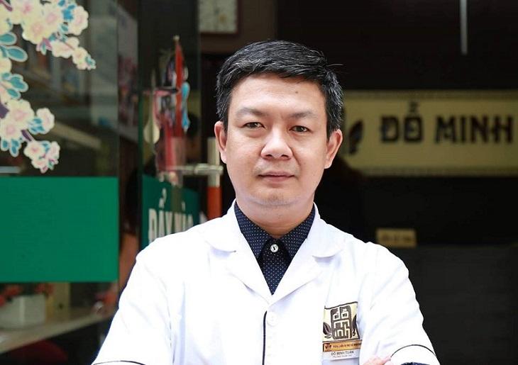 Thầy thuốc Đỗ Minh Tuấn cũng là một trong những lương y chữa dạ dày giỏi, có uy tín