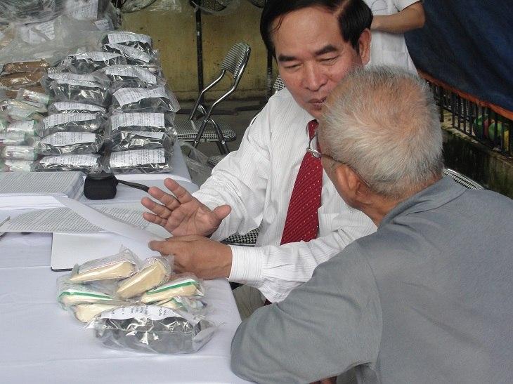 Lương y Phạm Cao Sơn nổi tiếng được bệnh nhân tin tưởng, đánh giá cao