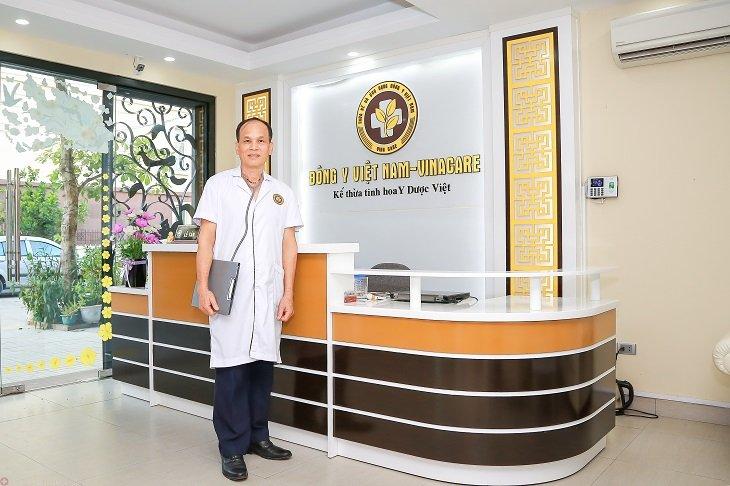 Bác sĩ Vi Văn Thái được đánh giá là một trong những lương y giỏi nhất