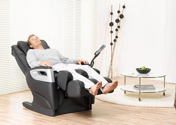 Hiện nay có rất nhiều loại ghế massage giúp hỗ trợ quá trình điều trị