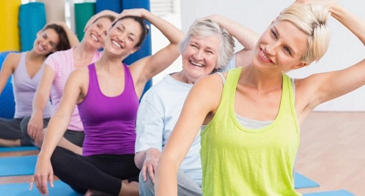 Người thoái hóa đốt sống cổ nên tập gym hay không là vấn đề được nhiều người quan tâm