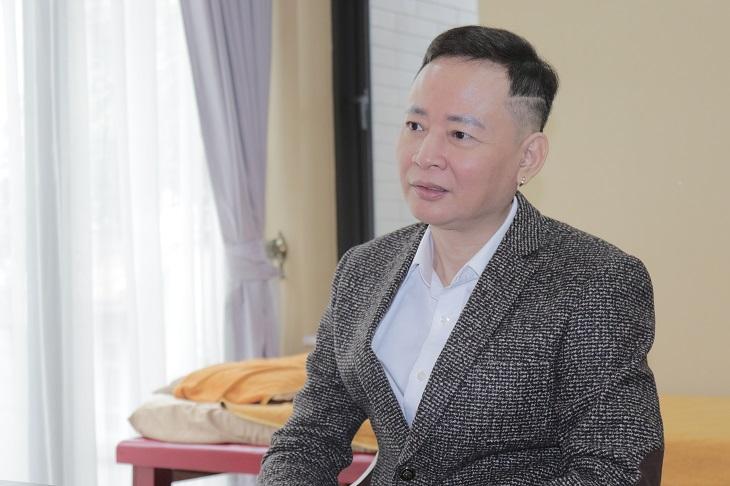 Nghệ sĩ Tùng Dương chia sẻ về những rắc rối do bệnh yếu sinh lý mang lại