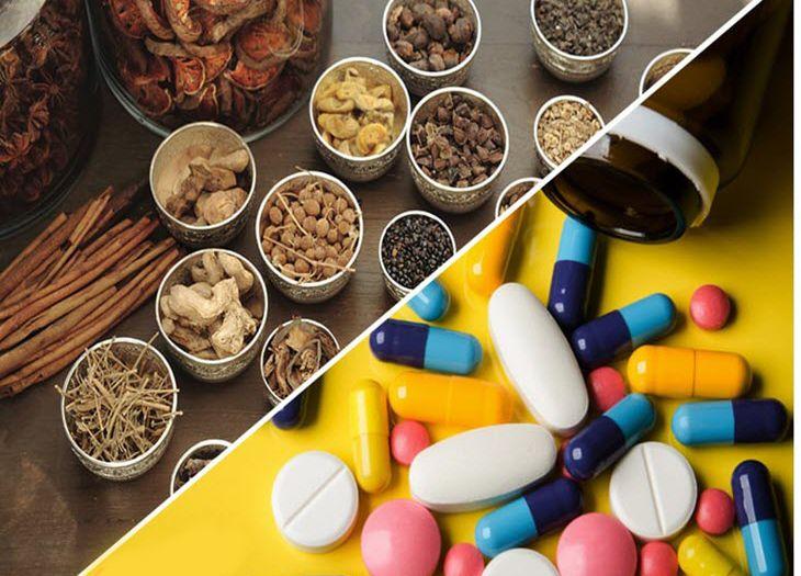 Chữa trị bằng Đông y và Tây y có những ưu và nhược điểm riêng