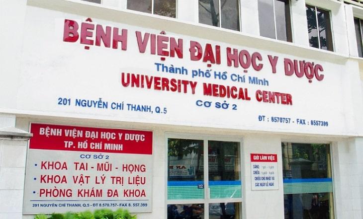 Thoái hóa khớp gối khám ở đâu? - Bệnh viện Đại Học Y Dược Hồ Chí Minh