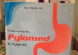 Thuốc dạ dày kit 7 ngày của Ấn Độ dùng trong các trường hợp viêm loét, trào ngược dạ dày,...