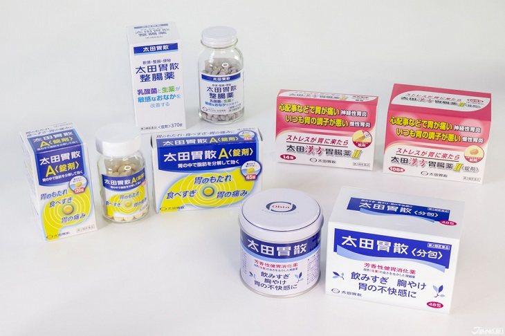 Thuốc đau dạ dày Nhật Bản dạng bột Ohta's Isan thường được các bác sĩ khuyên dùng