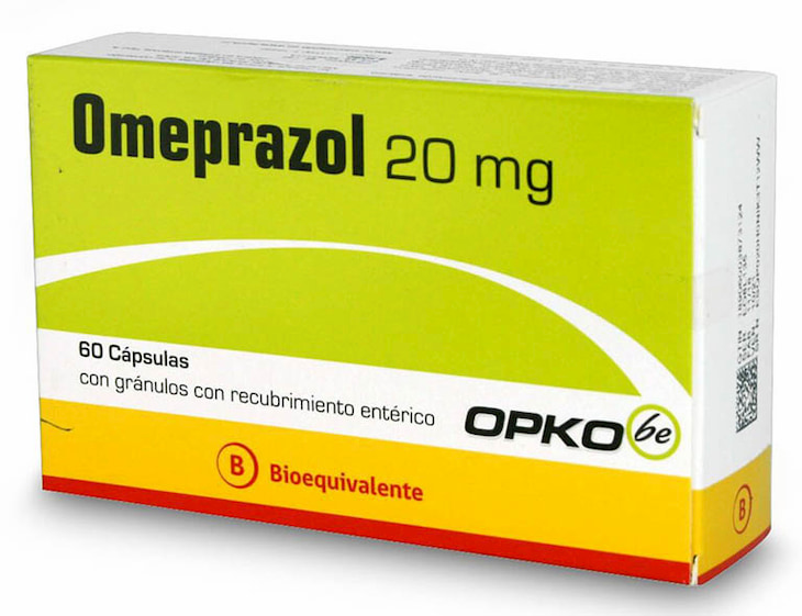 Thuốc giảm tiết axit dạ dày Omeprazol được sử dụng phổ biến và khá an toàn