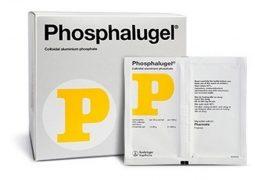Thuốc sữa dạ dày Phosphalugel là một trong những sản phẩm được người dùng ưa chuộng nhất