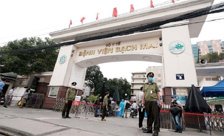 Khi có nhu cầu chữa bệnh tiểu buốt có thể đến thăm khám trực tiếp tại bệnh viện Bạch Mai