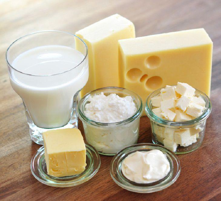 Ăn sữa chua, phô mai giúp cơ thể khỏe mạnh
