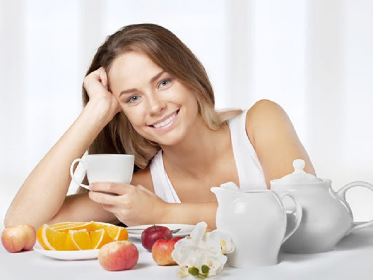 Thay đổi thói quen ăn uống giúp cơ thể khỏe mạnh
