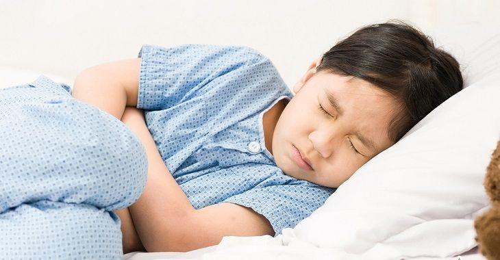 Trẻ bị viêm dạ dày HP nếu không chữa trị sớm sẽ ảnh hưởng lớn đến sức khỏe về sau