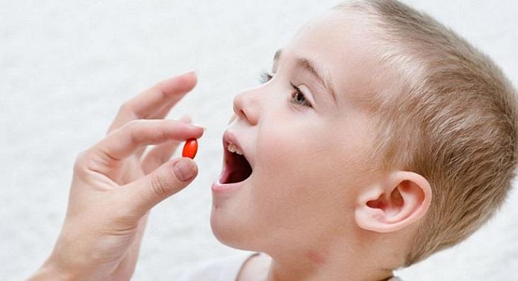 Thuốc tây dùng cho trẻ em bị viêm dạ dày HP không thực sự an toàn