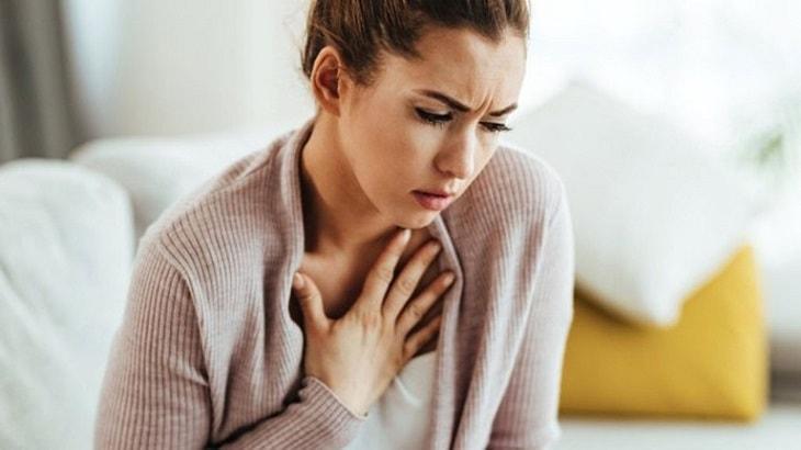 Tức ngực khó thở xuất hiện trong nhiều trường hợp khác nhau